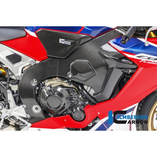Ilmberger Carbon Frame Cover Right Honda CBR1000RR MPN - RAR.015.CBR17.K