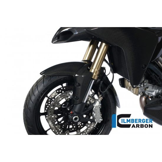 Ilmberger Carbon Front Mudguard Ducati Multistrada 1200 MPN - KVO.001.MTS12.K