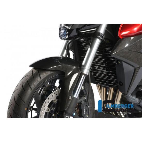 Ilmberger Carbon Front Mudguard Honda CB1000R MPN - KVO.001.CB10R.K