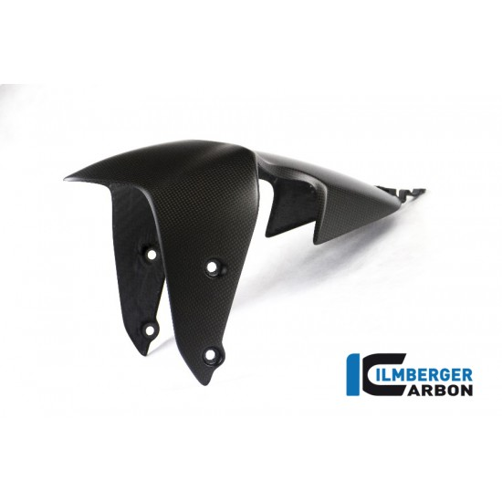 Ilmberger Carbon Front Mudguard Matt Ducati Monster 821 / 1200 / 1200 S MPN - KVO.101.D12MM.K