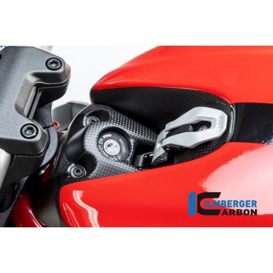 Ilmberger Carbon Ignition Swich Matt Ducati Monster 1200 MPN - ZSA.104.DM17M.K