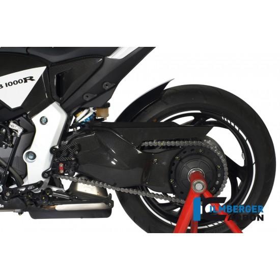 Ilmberger Carbon Swingarm Chain Guard Honda CB1000R MPN - SCA.013.CB10R.K