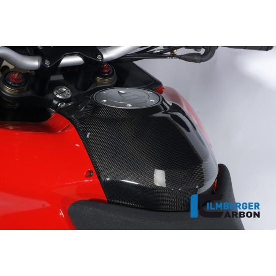 Ilmberger Carbon Tank Centre Panel Ducati Multistrada 1200 MPN - TAO.013.MTS12.K