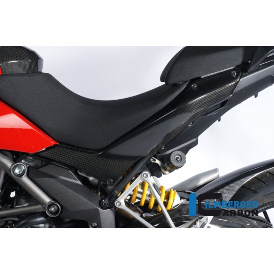 Ilmberger Carbon Underseat Panel Left Ducati Multistrada 1200 MPN - SDL.015.MTS12.K