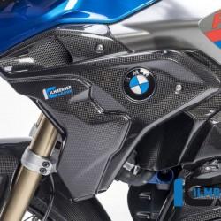 Ilmberger Carbon Airtube Complete Incl Flap BMW R 1200 GS MPN - WKL.003.GS17L.K
