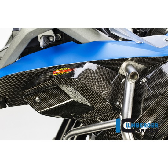 Ilmberger Carbon Airtube Left Side BMW R 1200 GS Adventure MPN - WKL.003.GSA12.K