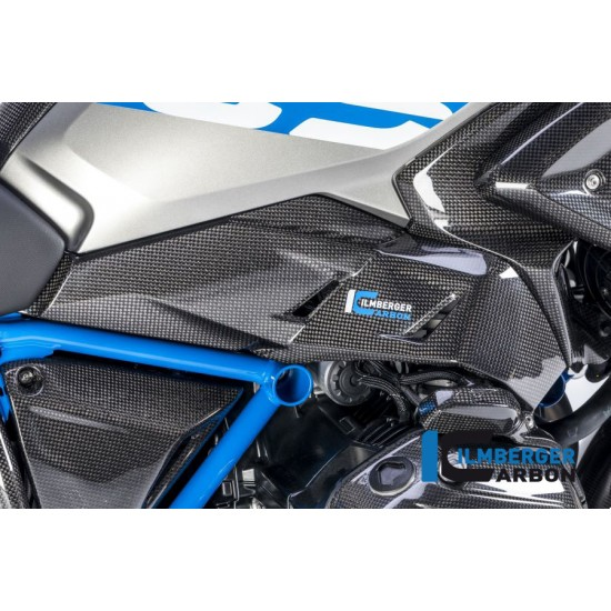 Ilmberger Carbon Airvent Cover Right Side BMW R 1200 GS / Adventure MPN - TUR.006.GS17L.K