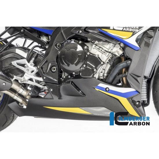 Ilmberger Carbon Belly Pan BMW S 1000 R MPN - VEU.005.S117N.K