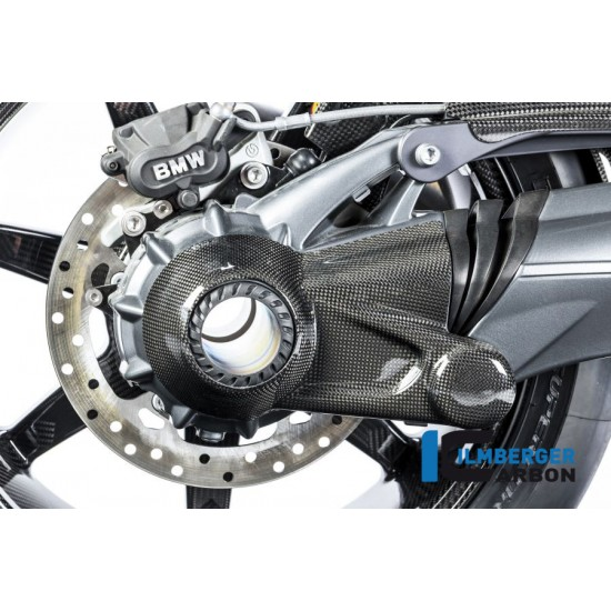 Ilmberger Carbon Bevel Drive Housing Protector BMW R 1200 R / GS MPN - KGA.001.120BO.K