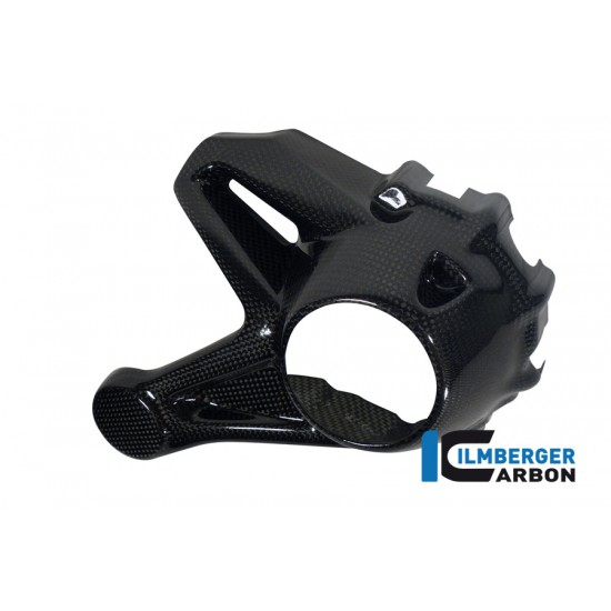 Ilmberger Carbon Bevel Drive Housing Protector BMW R 1200 GS / R / AdventureMPN - KGA.008.GS12L.K