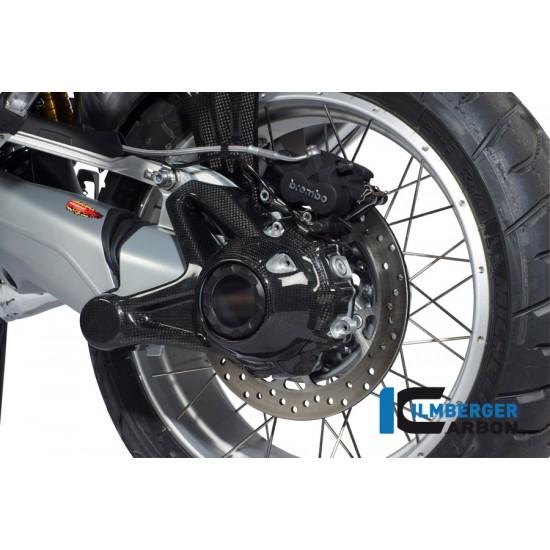 Ilmberger Carbon Bevel Drive Housing Protector BMW R 1200 GS / Adventure MPN - KGS.031.GS12L.K
