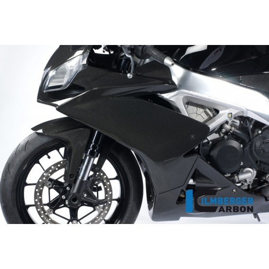 Ilmberger Carbon Fairing Side Panel Left Aprilia RSV4 MPN - VEL.007.RSV4L.K