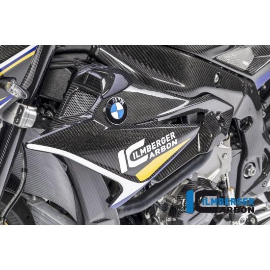 Ilmberger Carbon Fairing Side Panel Left BMW S 1000 R / RR MPN - VEL.002.S117N.K