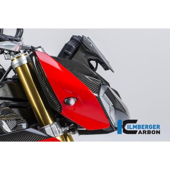 Ilmberger Carbon Front Fairing Side Panel Right BMW S 1000 R MPN - VOR.202.S100N.K