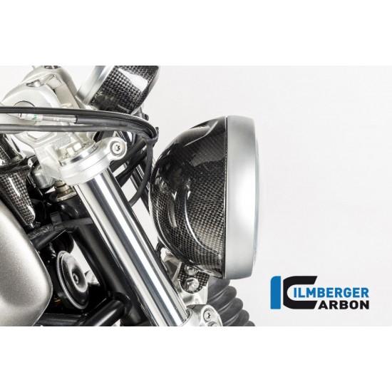 Ilmberger Carbon Headlight Housing BMW R nineT / Scrambler MPN - SWG.002.SCR16.K