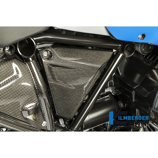 Ilmberger Carbon Triangular Frame Cover Right BMW R 1200 GS / R / RS MPN - RDR.012.GS12L.K