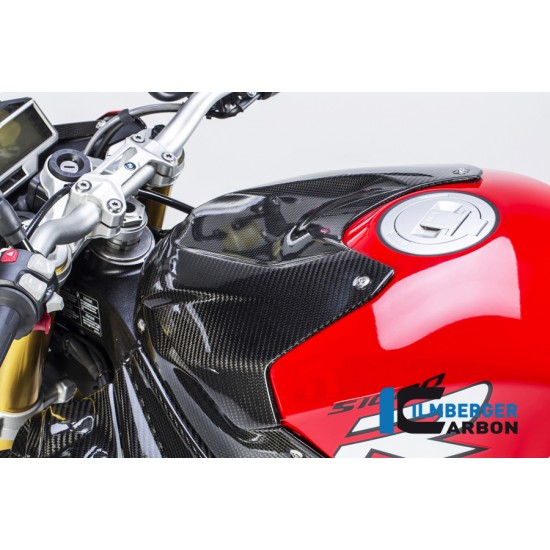 Ilmberger Carbon Upper Tank Cover BMW S 1000 R / RR MPN - TAO.204.S100N.K