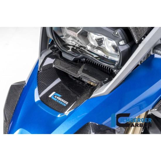 Ilmberger Carbon Windchannel Front Beak BMW R 1200 GS / Adventure MPN - WSC.011.GS17L.K