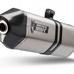 Mivv Speed Edge Stainless Steel BMW R 1200 R MPN - B.028.LRX