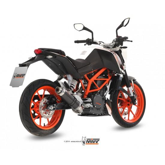 Mivv GP Carbon KTM Duke 390 MPN - KT.012.L2S
