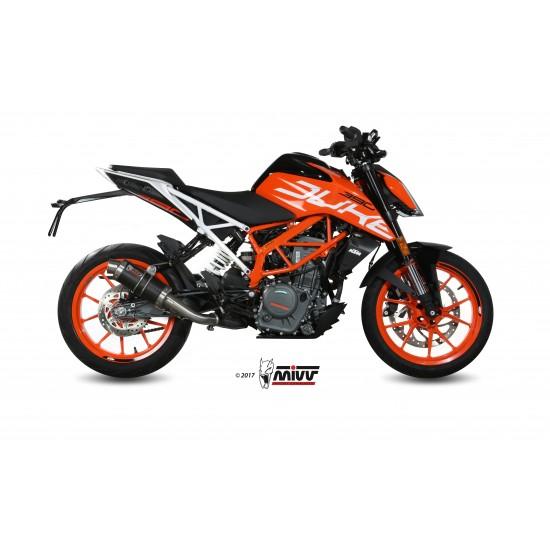 Mivv GP Carbon KTM Duke 390 MPN - KT.019.L2S