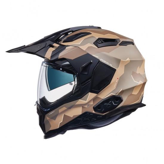 Nexx X.Wed 2 Hill End Sand Matt Full Face Helmet