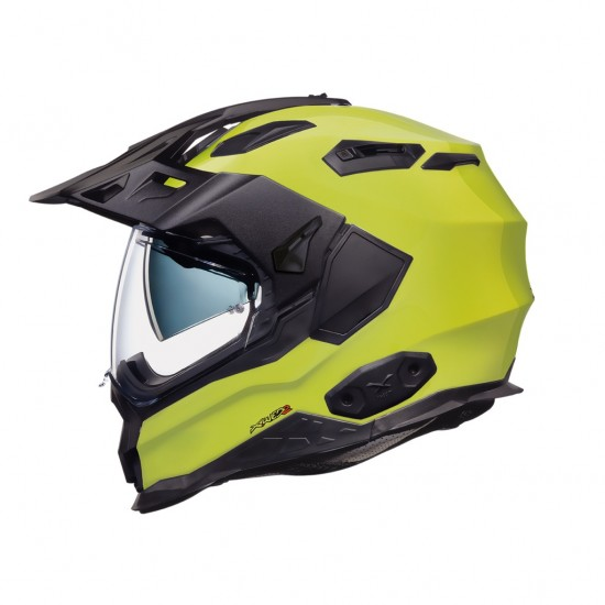 Nexx X.Wed 2 Plain Neon Yellow Full Face Helmet