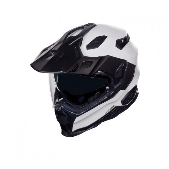 Nexx X.Wed 2 Plain White Full Face Helmet