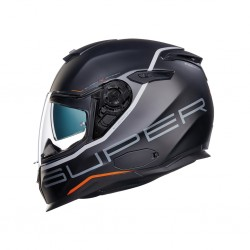 Nexx SX.100 Superspeed Black Matt Full Face Helmet