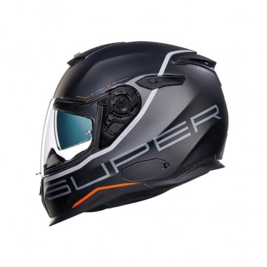 Nexx SX.100 Superspeed Black Matt Full Face Helmet