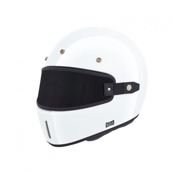 Nexx X.G100 Purist White Full Face Helmet