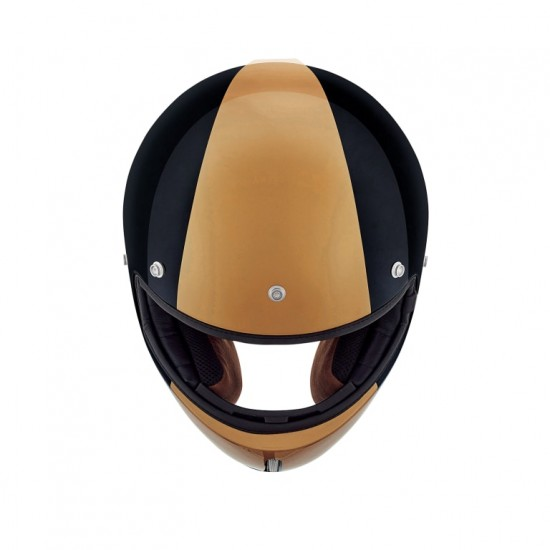 Nexx X.G100 Rocker Black Gold Full Face Full Face Helmet