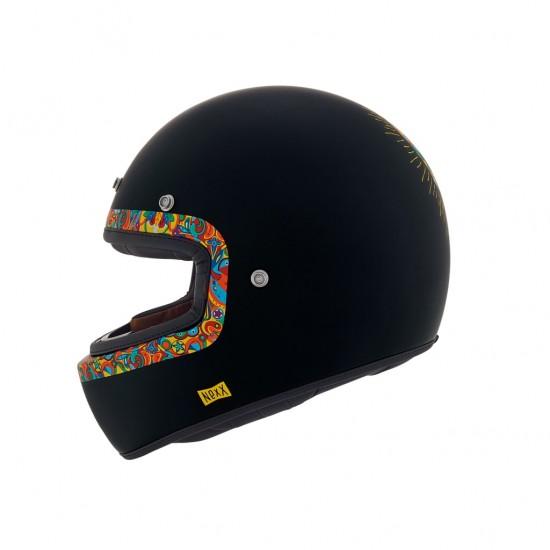 Nexx X.G100 Sugar Killer Matt Black Full Face Helmet