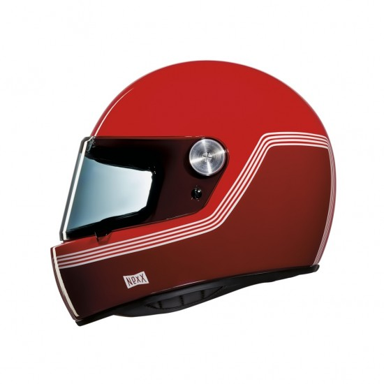 Nexx X.G100R Motordrome Red Full Face Helmet