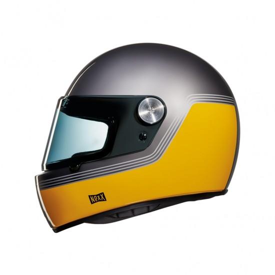 Nexx X.G100R Motordrome Titanium Full Face Helmet