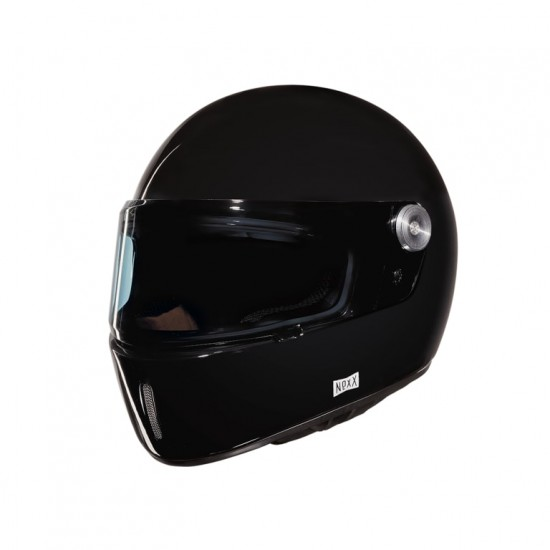 Nexx X.G100R Purist Black Full Face Helmet