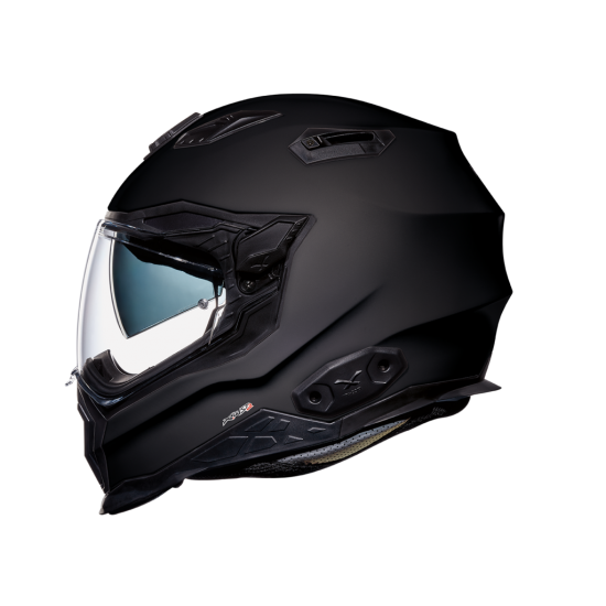Nexx X.WST 2 Plain Black Matt Full Helmet