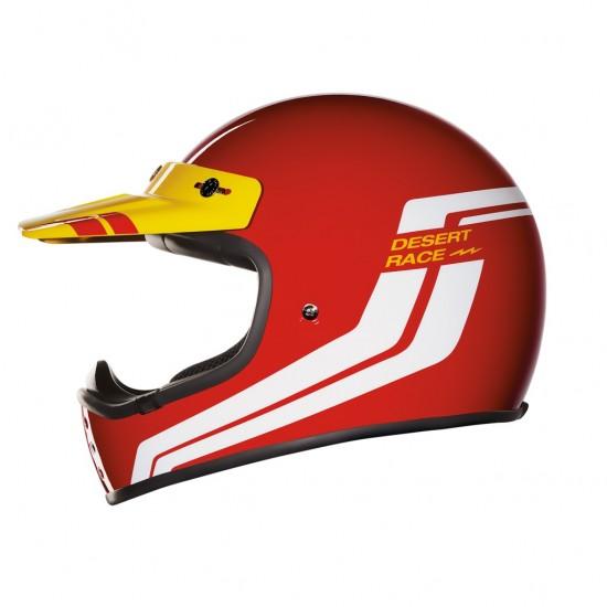 Nexx X.G200 Desert Race Red Off Road Helmet