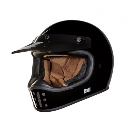 Nexx X.G200 Purist Black Off Road Helmet