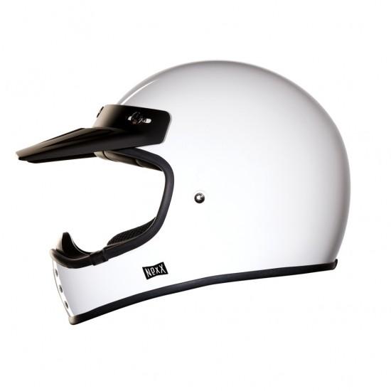 Nexx X.G200 Purist White Off Road Helmet