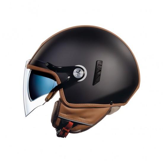 Nexx SX.60 Cruise 2 Black Camel Matt Open Face Helmet