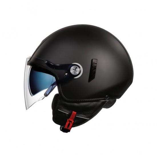 Nexx SX.60 Cruise 2 Matt Black Open Face Helmet