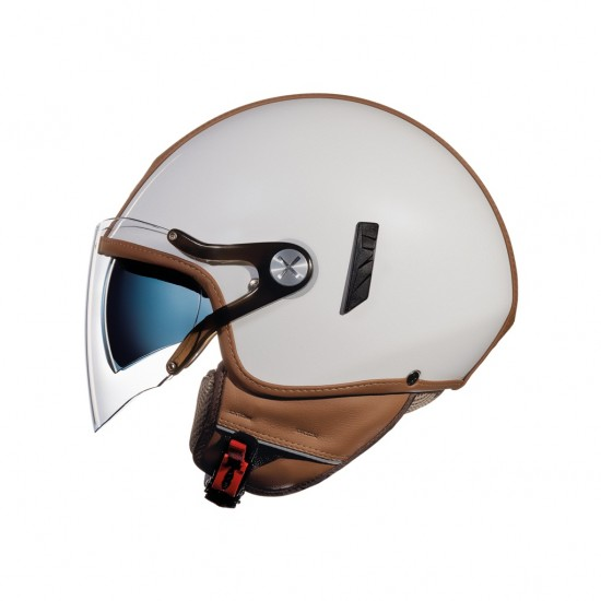 Nexx SX.60 Cruise 2 White Camel Open Face Helmet