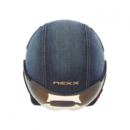 Nexx SX.60 Denim Open Face Helmet