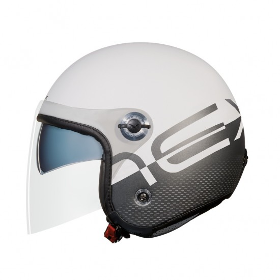 Nexx X.70 City X White Matt Open Face Helmet