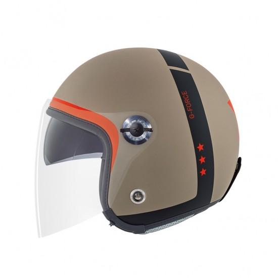 Nexx X.70 G-Force Desert Matt Open Face Helmet
