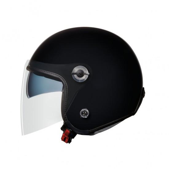 Nexx X.70 Plain Black Open Face Helmet