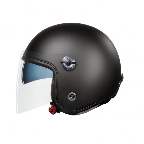 Nexx X.70 Plain Black Matt Open Face Helmet