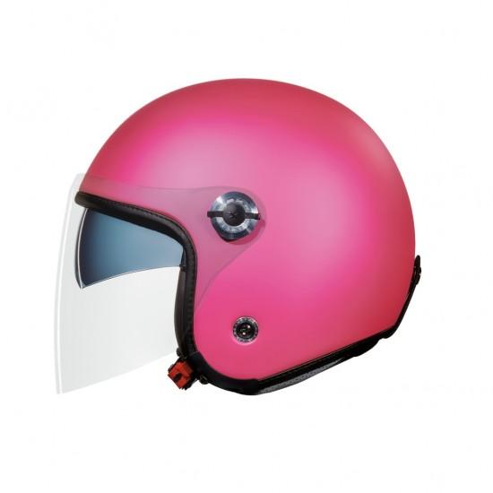 Nexx X.70 Plain Pink Matt Open Face Helmet