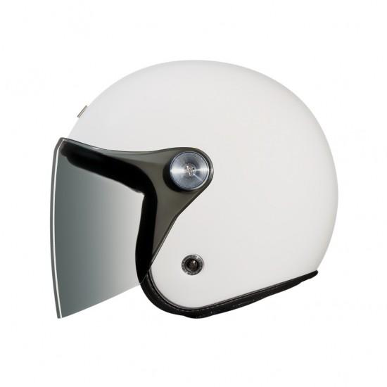 Nexx X.G10 Clubhouse White Open Face Helmet